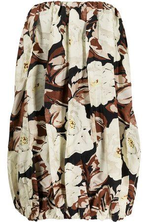 SIR Vivienne strapless mini dress - Neutrals