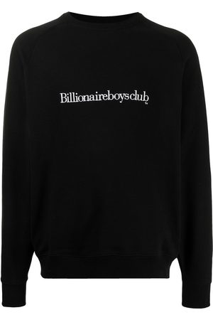 Billionaire Boys Club Logo-print crew neck sweatshirt
