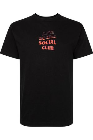 Anti Social Social Club A Fire Inside T-shirt
