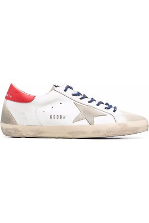 Golden Goose Super-Star lace-up sneakers