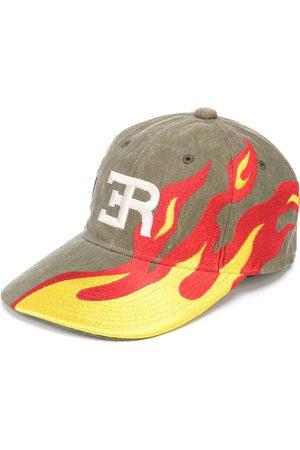 READYMADE Men Caps - Logo-embroidered cotton cap