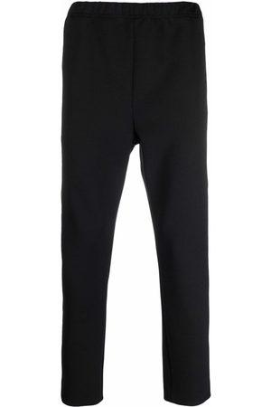 Alexander McQueen Ankle-zip track pants