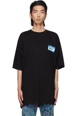 VETEMENTS Men T-shirts - My Name Is' T-Shirt