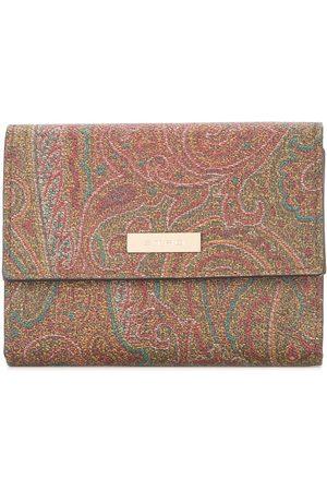 Etro Women Wallets - Trifold wallet