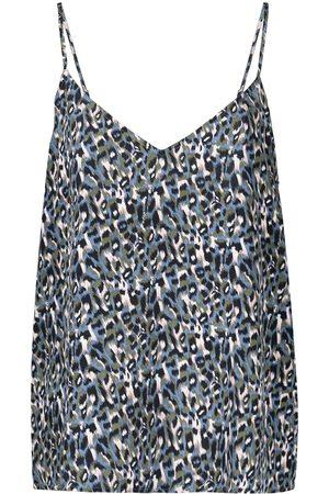 Equipment Layla silk camisole top - Multicolour