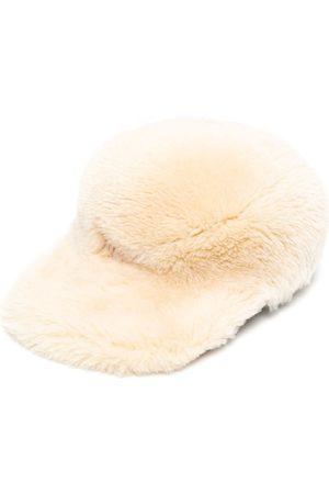 Marni Texture baseball cap - Neutrals