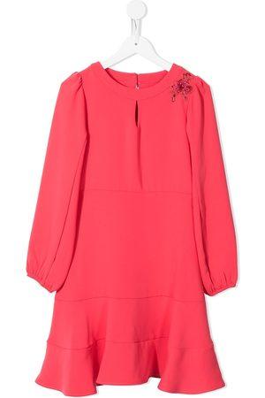 Marchesa Notte Girls Dresses - X Ramadan Melody bead-embellished dress