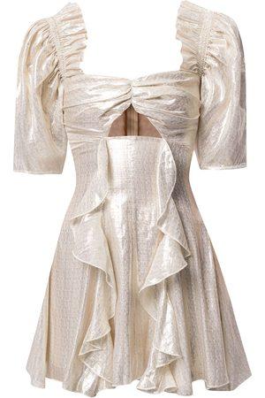 Alice McCall Santa Monica mini dress - Neutrals