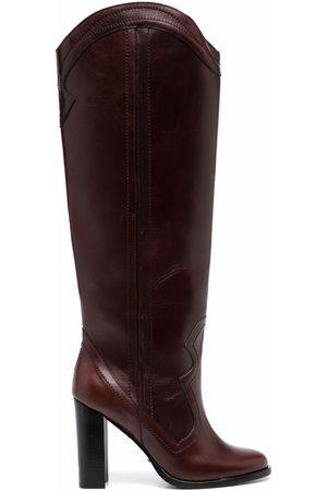 Dorothee Schumacher Women Thigh High Boots - Chic Wilderness knee-length boots