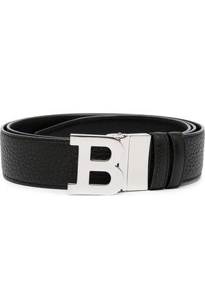 Bally Men Belts - B-buckle leather belt