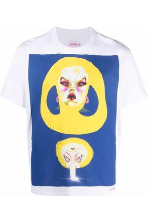 Charles Jeffrey Loverboy Men T-shirts - Artwork cotton T-shirt