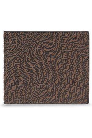 Fendi Men Wallets - FF Vertigo-motif wallet