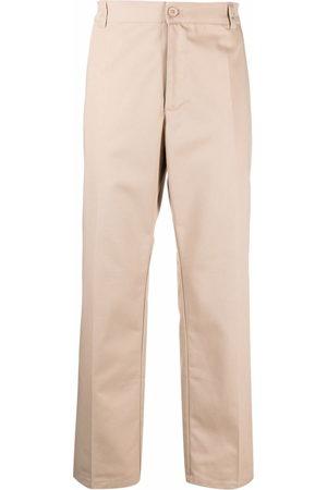 NOON GOONS Men Straight Leg Pants - Club straight-leg trousers - Neutrals