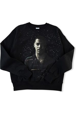 Kid Cudi X Champion Photo Galaxy sweatshirt