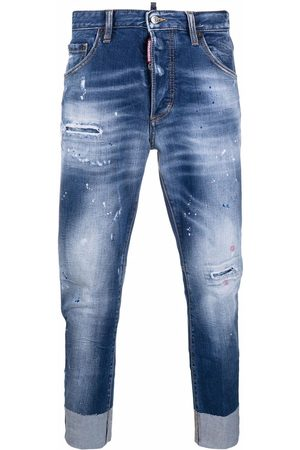 Dsquared2 Sailor turn-up jeans