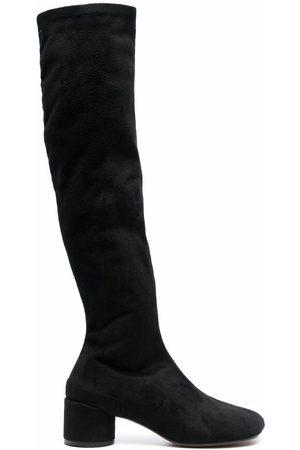 MM6 MAISON MARGIELA 55mm knee-high boots