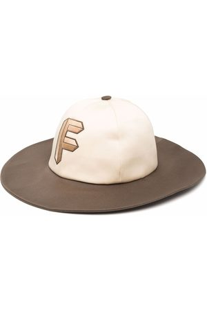 Formy Studio Logo-patch sun hat