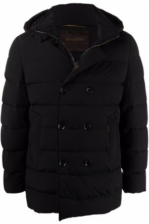 MOORER Florio double-breasted padded coat