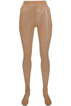 Vetements High-waisted tights - Neutrals