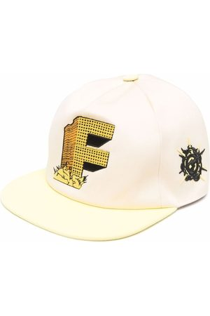 Formy Studio Men Caps - Logo-patch cap - Neutrals