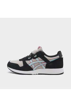 Asics Men Casual Shoes - Men's GEL-Lyte Classic Casual Shoes in Black/Beige/Oyster Grey Size 7.5 Suede