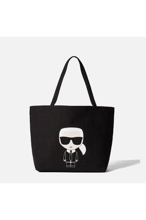 Karl Lagerfeld Women Tote Bags - Women's K/Ikonik Karl Tote Bag