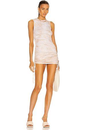Cotton Citizen Lisbon Tank Dress in Nude