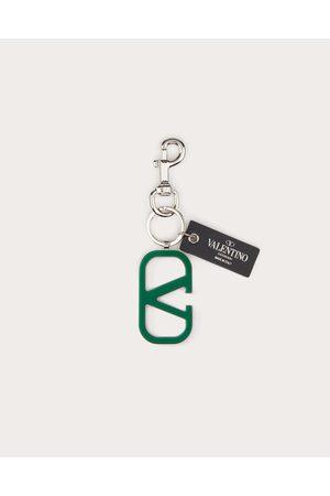 VALENTINO GARAVANI Men Keychains - Vlogo Signature Keychain Man Brass 100% OneSize