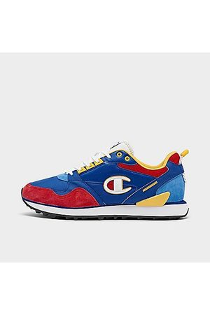 Champion Men's Relay 21 Casual Shoes Size 7.5 Suede