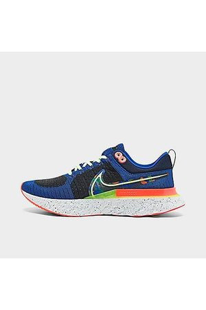 Nike React Infinity Run Flyknit 2 A.I.R. Kelly Anna London Running Shoes in /Obsidian Size 8.0