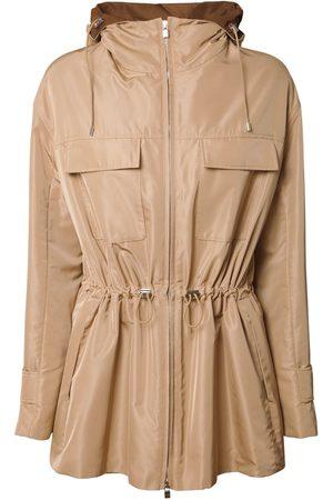 Loro Piana Technical Silk Parka Hooded Coat