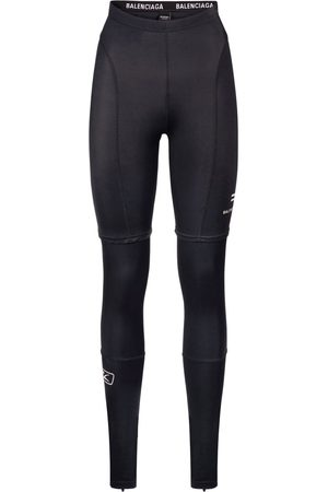 Balenciaga Stretch Jersey Leggings
