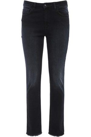 Max Mara Women Skinny - Stretch Cotton Skinny Jeans