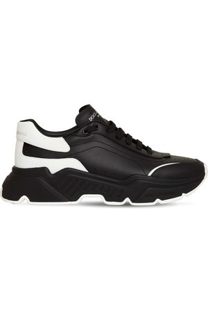 Dolce & Gabbana 50mm Daymaster Leather Running Sneakers