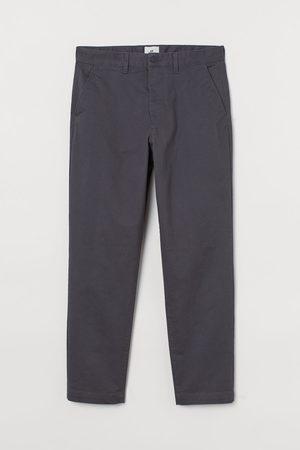 H&M Regular Fit Cotton Chinos