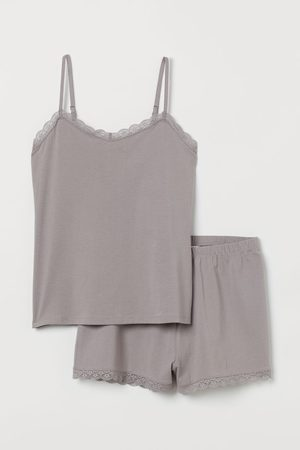 H&M Pajama Camisole Top and Shorts