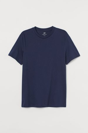 H&M Regular Fit Crew-neck T-shirt