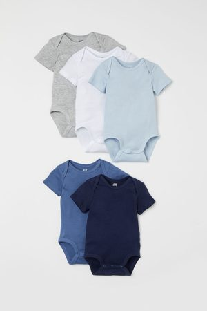 H&M Bodysuits & All-In-Ones - 5-pack Bodysuits
