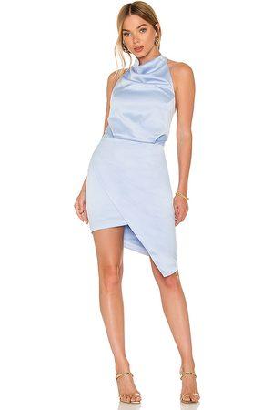 ELLIATT Camo Dress in Baby .