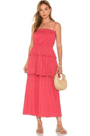 ELLIATT Utopian Dress in Rose.