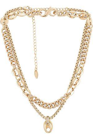 Ettika Women Necklaces - Necklace Set in Metallic .