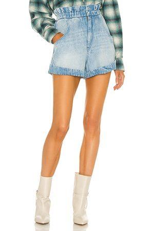 Isabel Marant Women Shorts - Itea Short in .