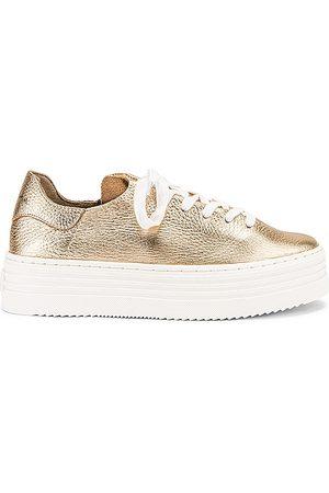 Sam Edelman Women Sneakers - Pippy Sneaker in Metallic .