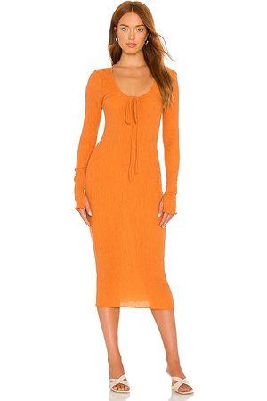 Camila Coelho Women Midi Dresses - Naya Midi Dress in .