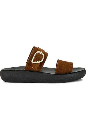 Ancient Greek Sandals Women Sandals - Preveza Comfort Slide in .