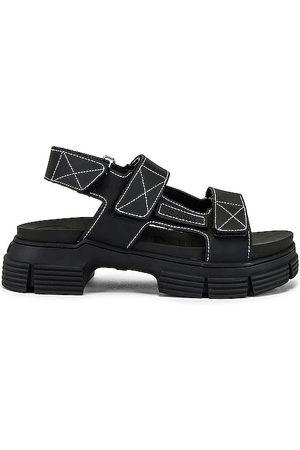Ganni Women Sandals - Sport Sandal in .