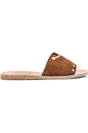 Ancient Greek Sandals Siriti Kalomira Slide in .