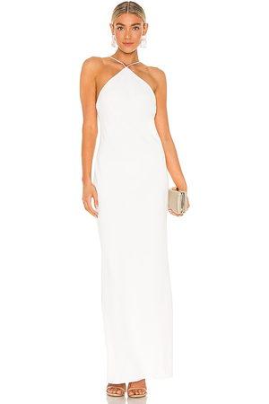 Amanda Uprichard Women Evening dresses - X REVOLVE Riesling Gown in .