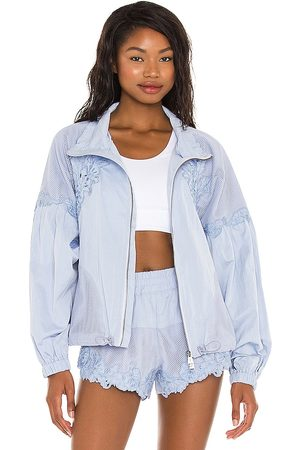 Free People Jackets - Thanks A Bunch Jacket in Baby .
