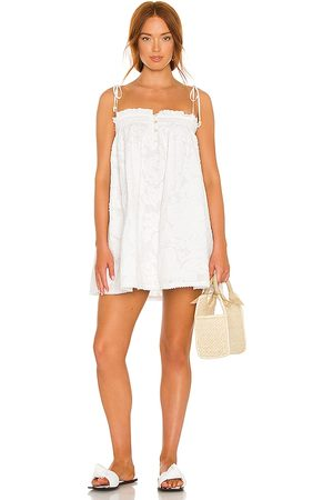 Tularosa Women Party Dresses - Bodhi Embroidered Dress in .